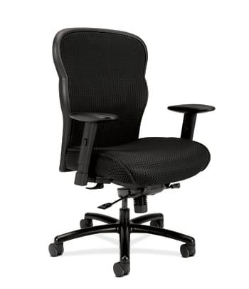 Wave Mesh Big and Tall Executive Chair