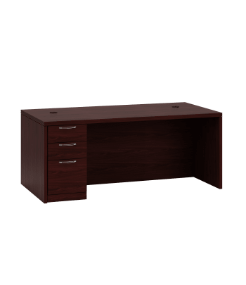 Valido Left Pedestal Desk