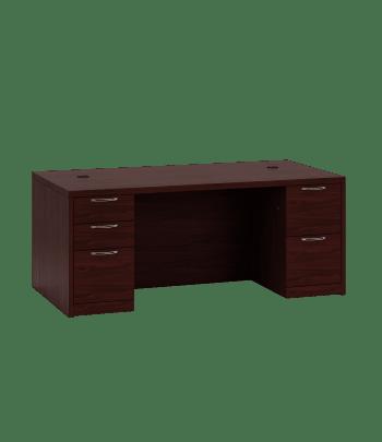 Valido Double Pedestal Desk