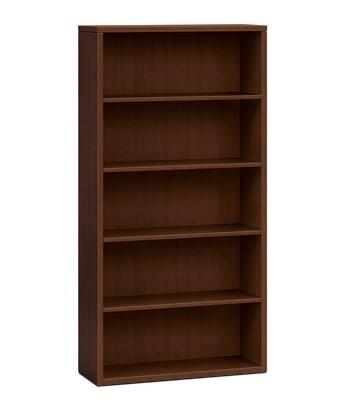 10500 Series 5-Shelf Bookcase