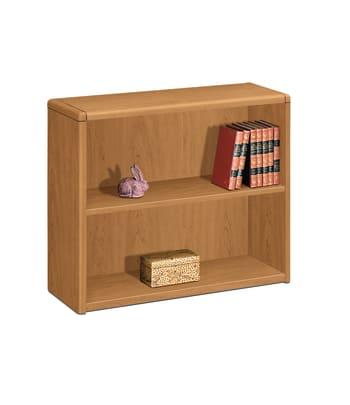 10700 Series 2-Shelf Bookcase