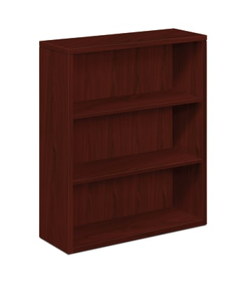 10500 Series 3-Shelf Bookcase