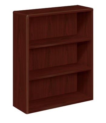 10700 Series 3-Shelf Bookcase
