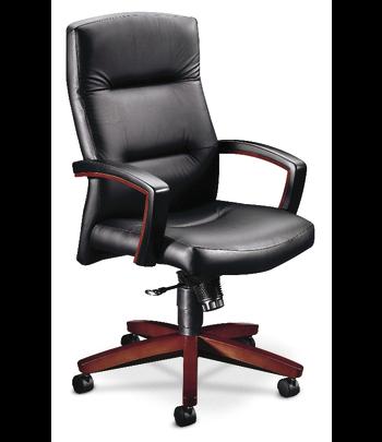 Park Avenue High-Back Chair