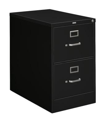 210 Series 2-Drawer Vertical File