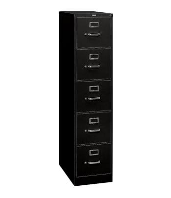 310 Series 5-Drawer Vertical File