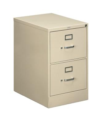 510 Series 2 Drawer Vertical File