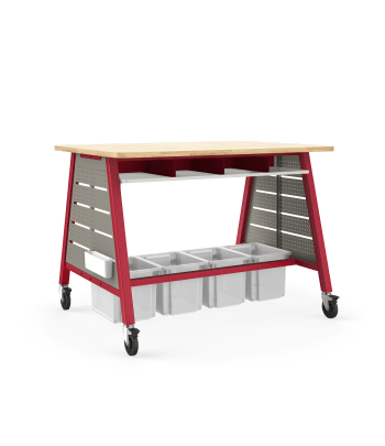 Build Makerspace Tables