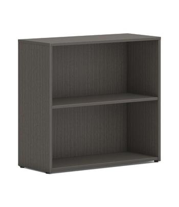 Mod 2 Shelf Bookcase