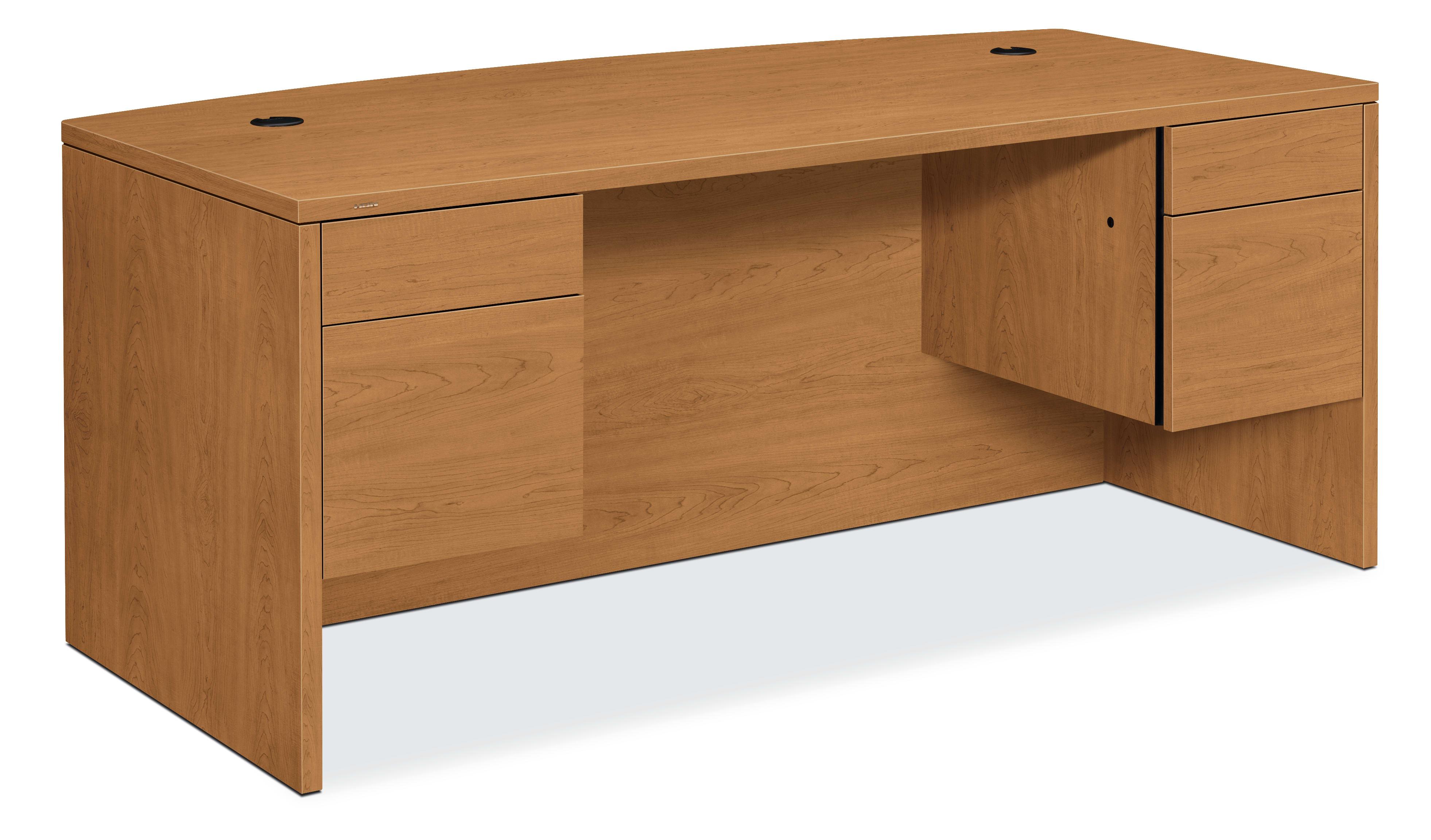 Download Medialow Resolutionhigh Resolution Hon 10500 Series Double Pedestal Desk