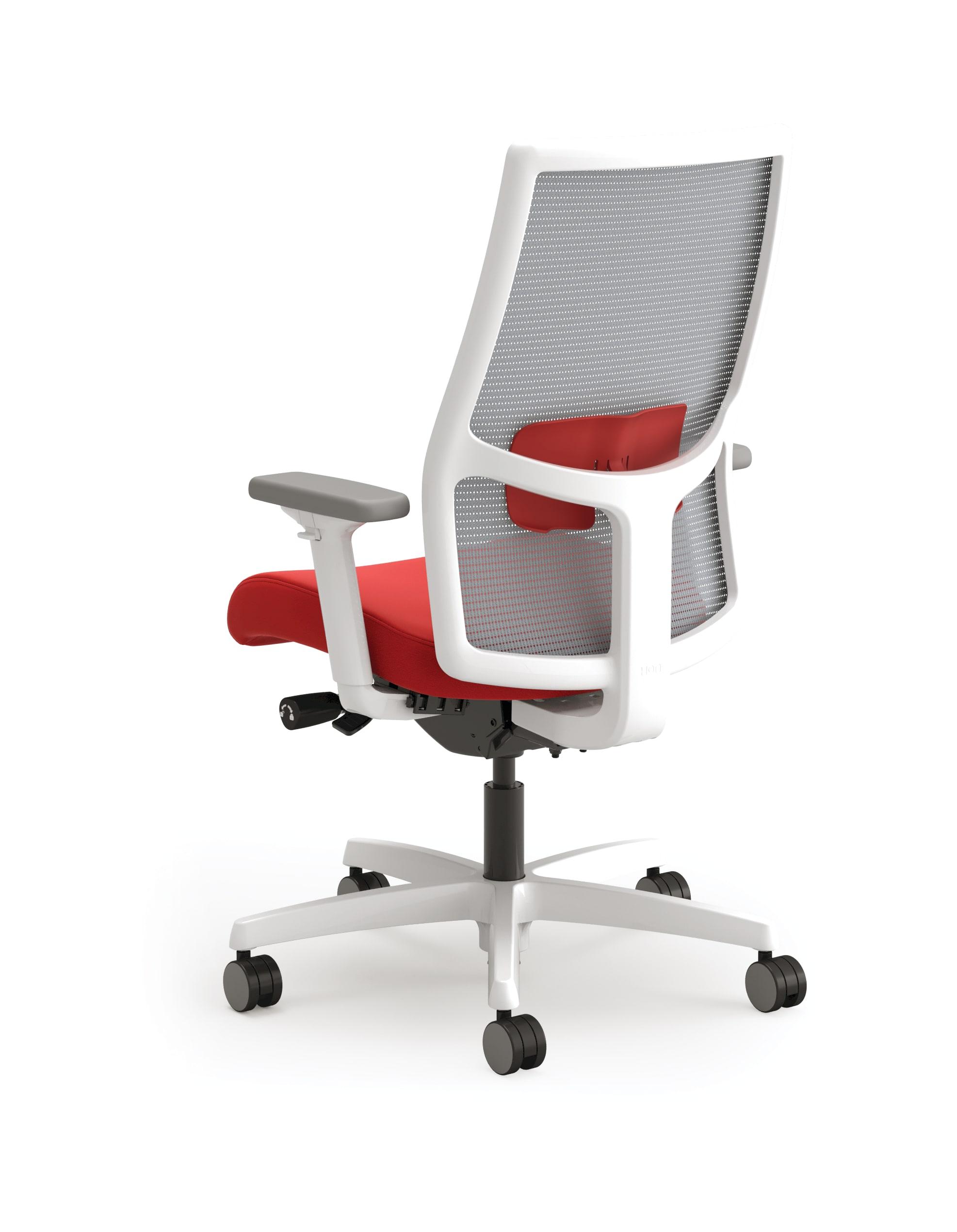 Ignition mid-back task chair with Bullseye lumbar