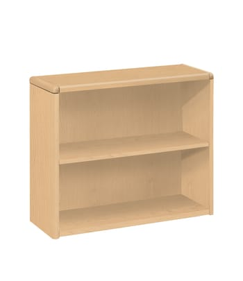 "HON 10700 Series Bookcase | 2 Shelves | 36""W 