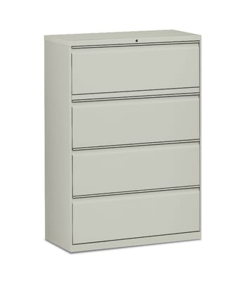 "HON Flagship Lateral File | 4 Drawers | 36""W 