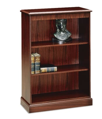"HON 94000 Series Bookcase | 3 Shelves | 35-3/4""W 