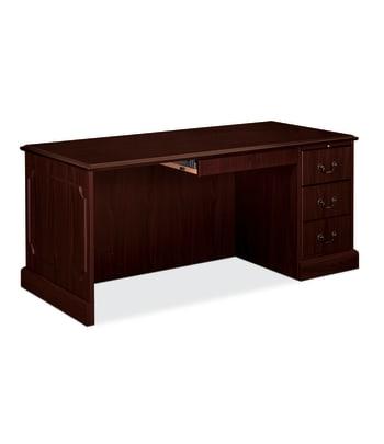 94000 Series Right Pedestal Desk
