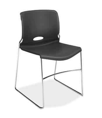 HON Olson High-Density Stacking Chair | Lava Shell