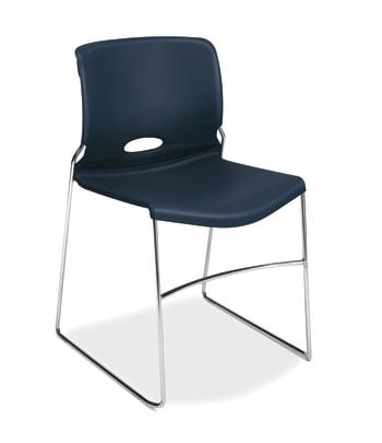 HON Olson High-Density Stacking Chair | Regatta Shell