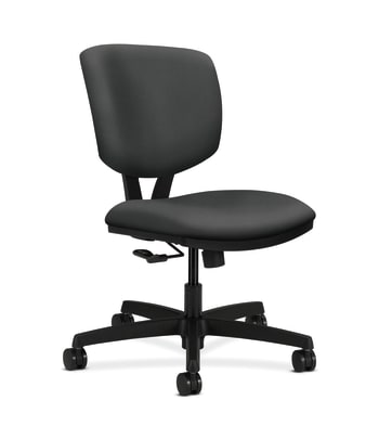 HON Volt Task Chair | Center-Tilt | Charcoal Fabric