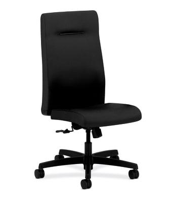 HON Ignition Executive High-Back Chair | Center-Tilt | Black Fabric