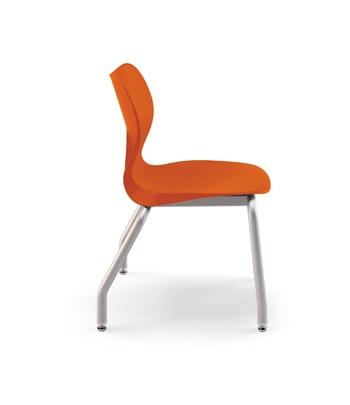 "HON SmartLink 16"" 4-Leg Student Chair"