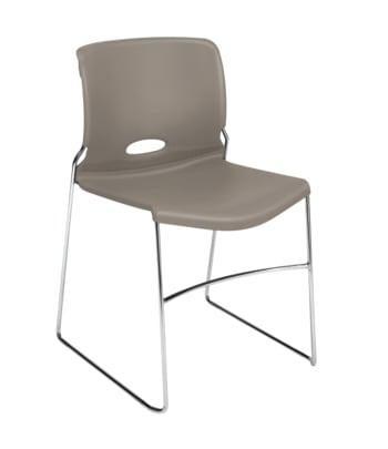 HON Olson High-Density Stacking Chair | Shadow Shell