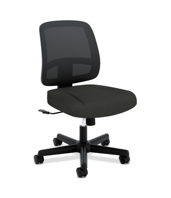 HON ValuTask Mesh Back Task Chair | Center-Tilt