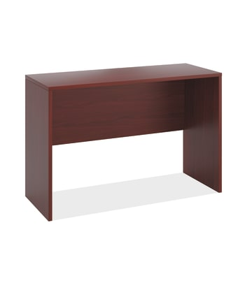 HON 10500 Series Standing Height Desk Shell | 60x24x42H | Mahogany