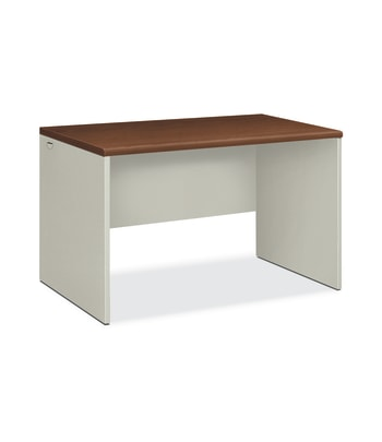 "HON 38000 Series Desk Shell | 48""W x 30""D 