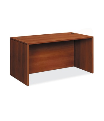 10500 Series Desk Shell | Full Modesty Panel | 2 Grommets