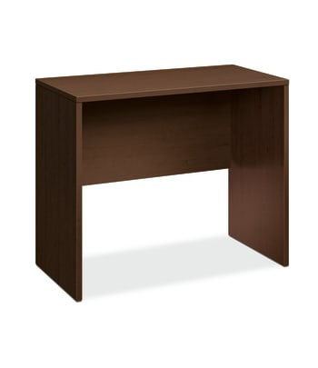 HON 10500 Series Standing Height Desk Shell | 48x24x42H | Mocha