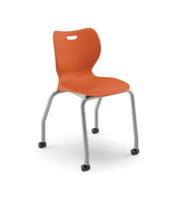 "HON SmartLink 18"" 4-Leg Student Chair"