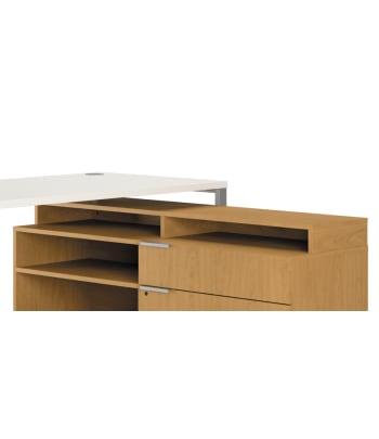 "HON Layering Shelf | 72""W | Harvest Laminate"