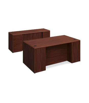 HON 10700 Series Single Left Pedestal/Storage Credenza