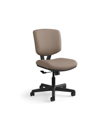 HON Volt Task Chair | Center-Tilt | Bark Fabric