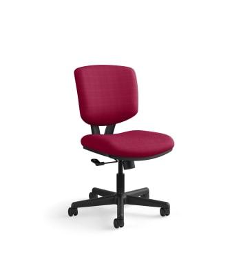HON Volt Task Chair | Center-Tilt | Marsala Fabric