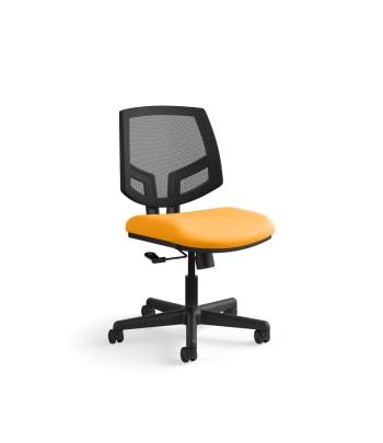 HON Volt Task Mesh Back Chair | Goldenrod Fabric