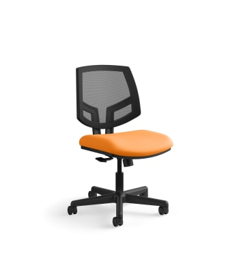 HON Volt Task Mesh Back Chair | Apricot Fabric