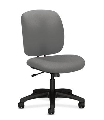 HON ComforTask Chair   Center-Tilt   Frost Fabric