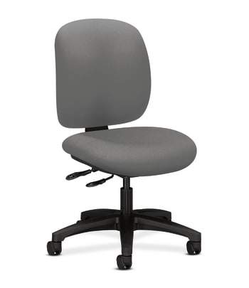 HON ComforTask Chair   Multi-Task Control   Frost Fabric