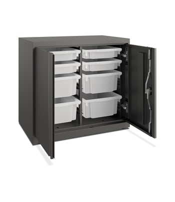 "HON Flagship Modular Storage Cabinet | 28""H 