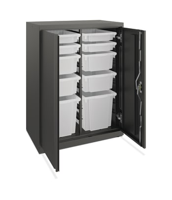 "HON Flagship Modular Storage Cabinet | 39""H 