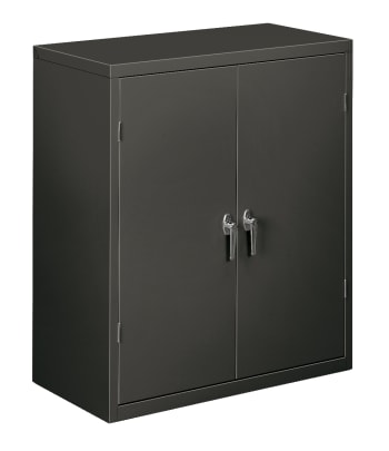 "HON Brigade Storage Cabinet | 2 Adjustable Shelves | 36""W 