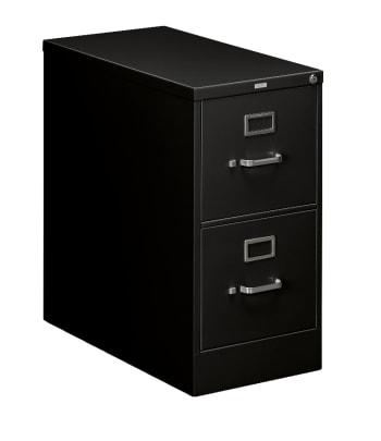 "HON 210 Series Vertical File | 2 Drawers | Letter Width | 15""W x 28-1/2""D 