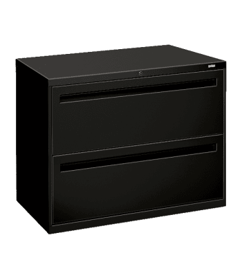 """HON Brigade 700 Series Lateral File 