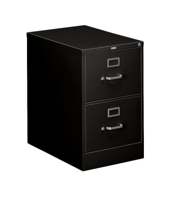 "HON 310 Series Vertical File | 2 Drawers | Legal Width | 18-1/4""W x 26-1/2""D 