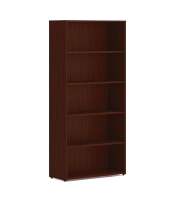 "HON Mod Bookcase | 5 Shelves | 30""W 