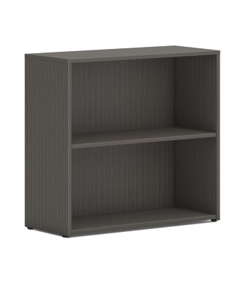 "HON Mod Bookcase | 2 Shelves | 30""W"
