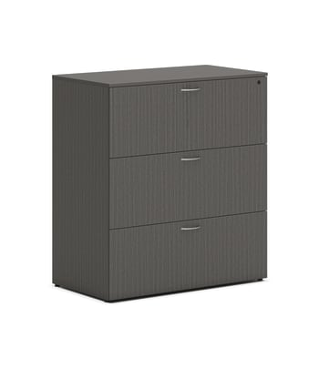 "HON Mod Lateral File | 3 Drawers | Removable Top | 36""W 