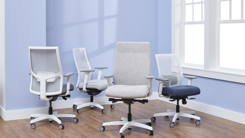 Ignition® 2.0 Task Chair with ReActiv™ Back