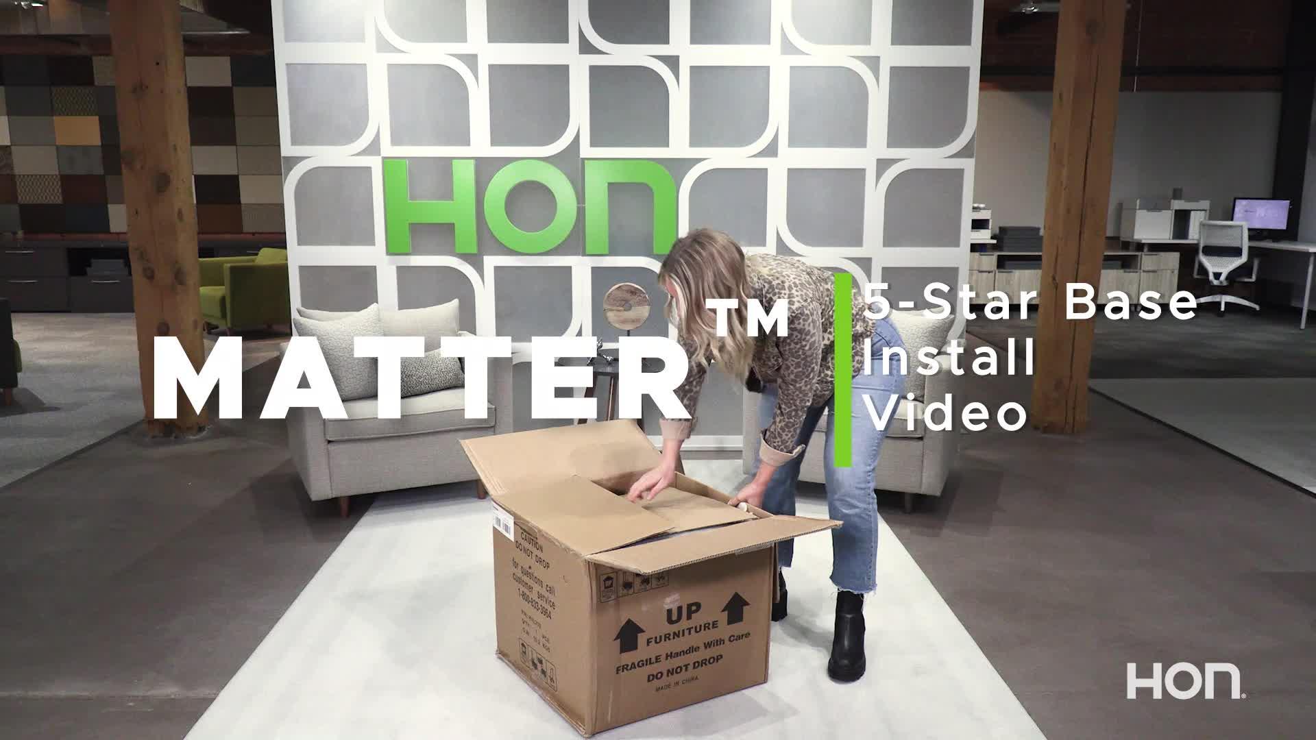 Matter 5 Star Base Installation video link